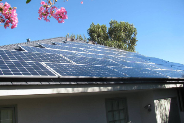 Pav Solar Residential Project - Grimm
